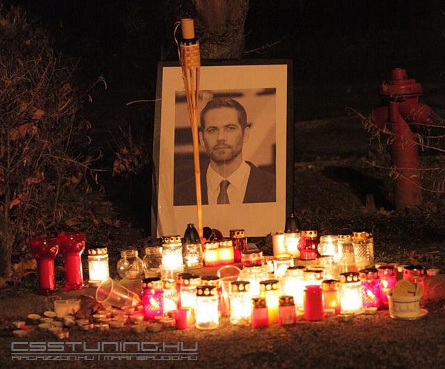 Ismét hatalmas tömeg a Paul Walker emlékmeneten és emléknapon