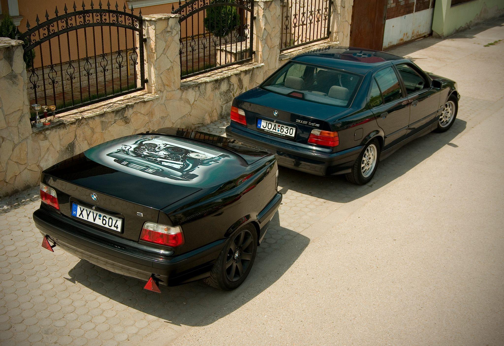 Díjnyertes utánfutó a II. BMW SHOW és ExTrEmE Weekenden!