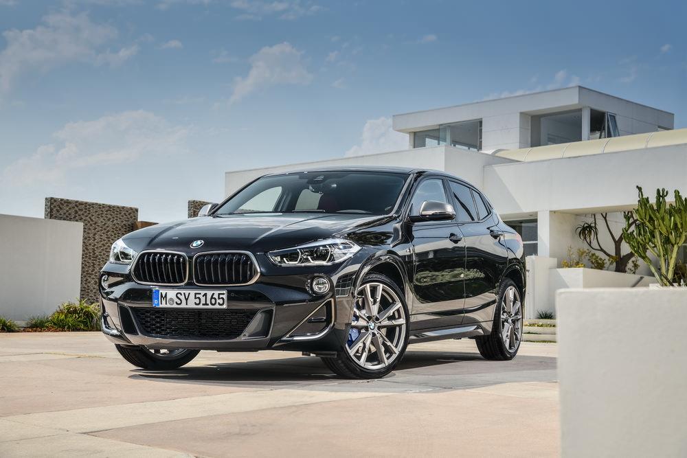 BMW Hírek - Az új BMW X2 M35i